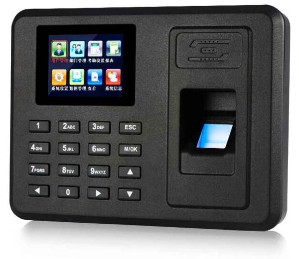 Lowest price biometric fingerprint time attendance machine