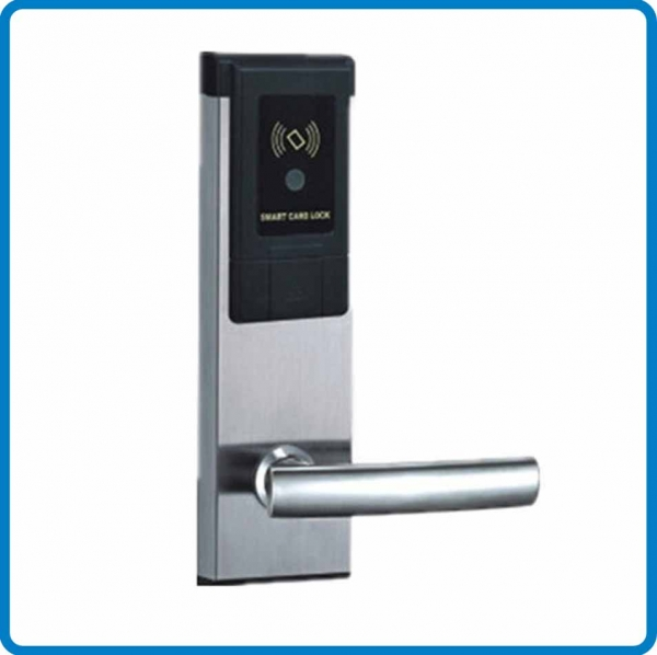 Hotel Security Electronic Key Card Rfid Door Lock In Bangladesh