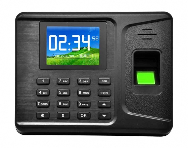 Fingerprint, RF-ID card time attendance system price ৳11990
