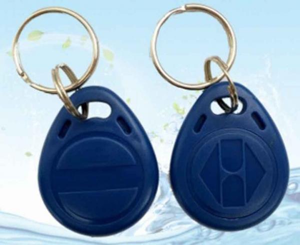 RFID Mifare ID Card Key Ring for Access Control Dhaka
