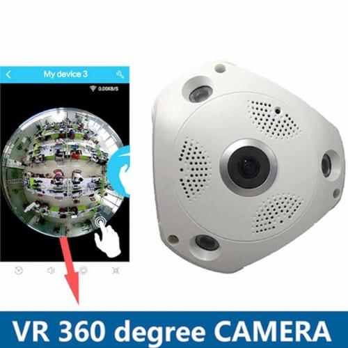 360 ° panoramic monitoring vr cctv wifi camera in Dhaka