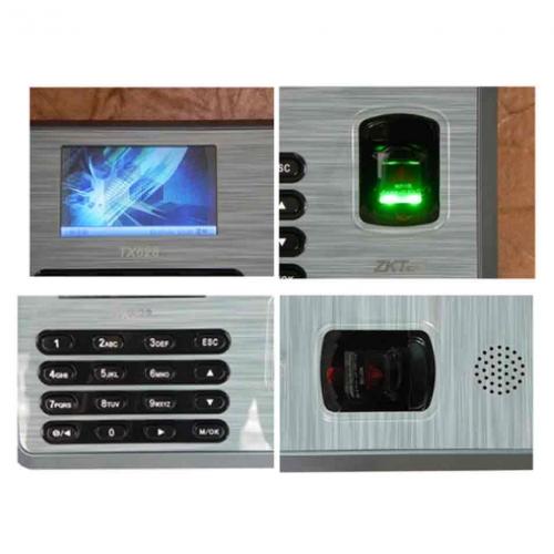 ZK fingerprint attendance machine in Dhaka Bangladesh TX628